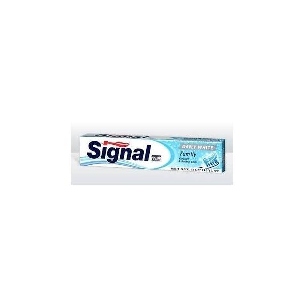 Signal family daily white zubní pasta 75 ml