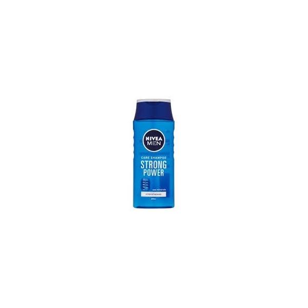 Nivea men šampon na vlasy strong power 250 ml