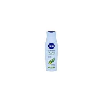 Nivea šampon na vlasy 2 v 1 care expres 250 ml