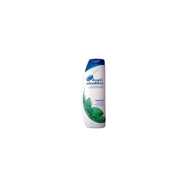 Head & shoulders Cool mentol šampon proti lupům 400 ml