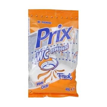 Prix WC závěs oranžový 40 g