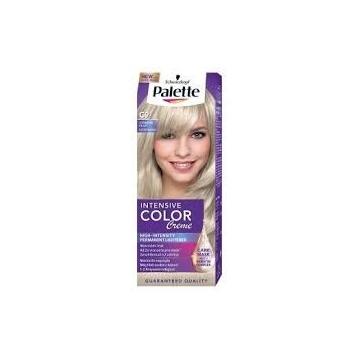 Palette Intensive Color Creme barva na vlasy C9 stříbřitě plavý 50 ml