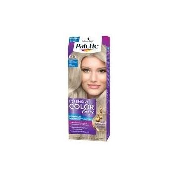 Palette Intensive Color Creme barva na vlasy C10 ledový stříbřitě plavý 50 ml