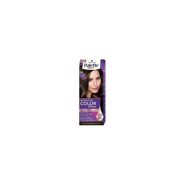 Palette Intensive Color Creme barva na vlasy G3 pralinka 50 ml