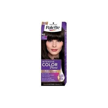 Palette Intensive Color Creme barva na vlasy N2 tmavě hnědý 50 ml