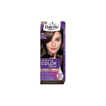 Palette Intensive Color Creme barva na vlasy N4 světle hnědý 50 ml