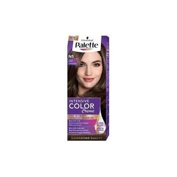 Palette Intensive Color Creme barva na vlasy N5 tmavě plavý 50 ml