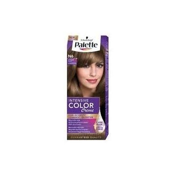 Palette Intensive Color Creme barva na vlasy N6 středně plavý 50 ml