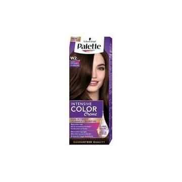 Palette Intensive Color Creme barva na vlasy W2 tmavě čokoládovýý 50 ml