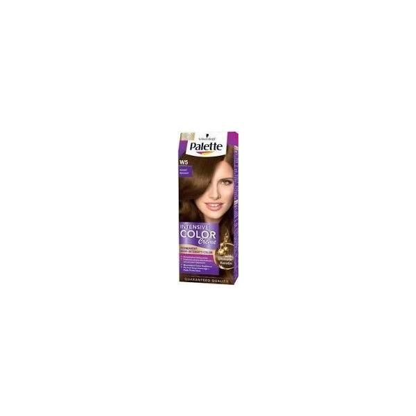 Palette Intensive Color Creme barva na vlasy W5 nugát 50 ml