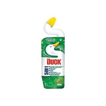 Duck 5v1 tekutý čistič WC 750 ml