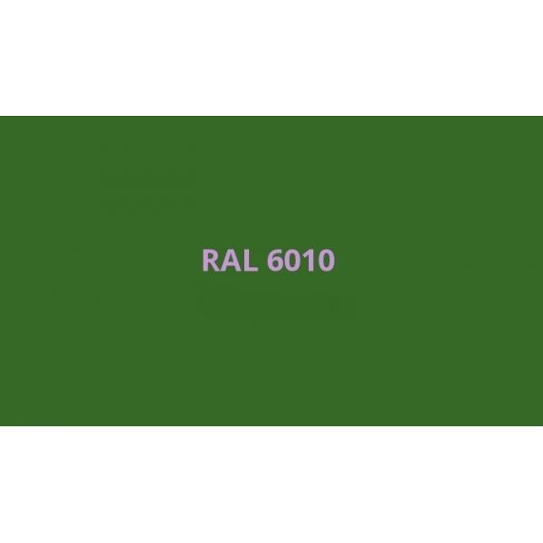 Univerzální akrylový email trávní zelená RAL 6010, sprej 400 ml