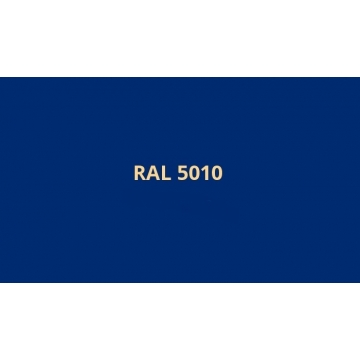 Univerzální akrylový email modrá enziánová RAL 5010, sprej 400 ml