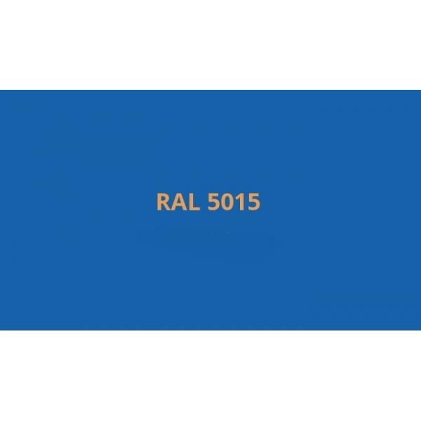 Univerzální akrylový email modrá nebeská RAL 5015, sprej 400 ml