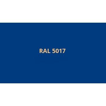 Univerzální akrylový email modrá dopravní RAL 5017, sprej 400 ml