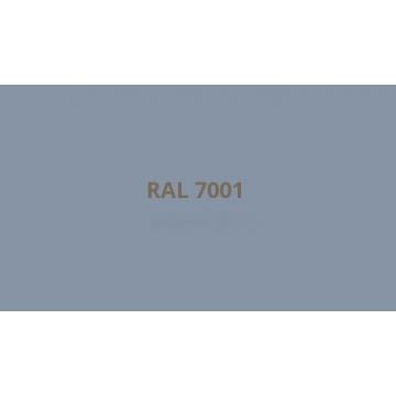 Univerzální akrylový email stříbrošedá RAL 7001, sprej 400 ml