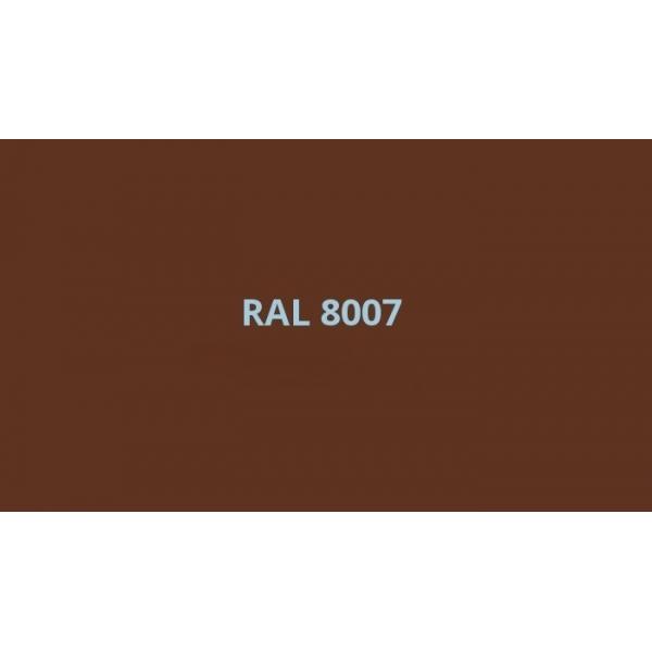 Univerzální akrylový email srnčí hněď RAL 8007, sprej 400 ml