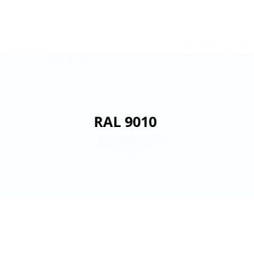 Univerzální akrylový email bílá matná RAL 9010, sprej 400 ml