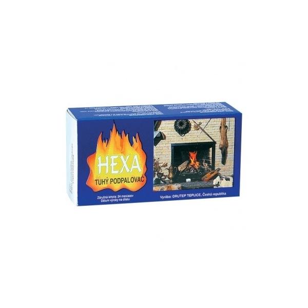 Hexa tuhý podpalovač 200 g