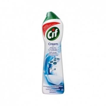 Cif Cream Original, tekutý písek, čistící prostředek, 500 ml