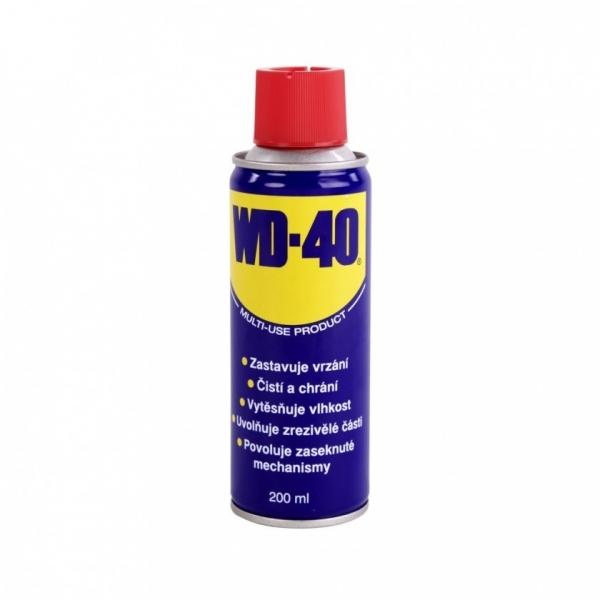 WD-40 univerzální mazivo spray 200ml