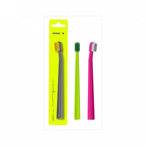 Spokar X 3429 ultrasoft zubní kartáček