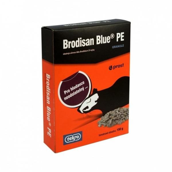 Brodisan Blue PF voskové bloky 150 g