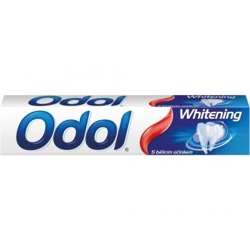 Odol whitening zubní pasta 75 ml 3 ks