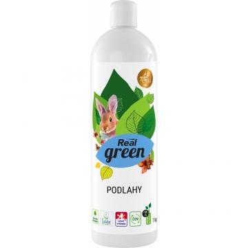 Real Green Clean na podlahy...