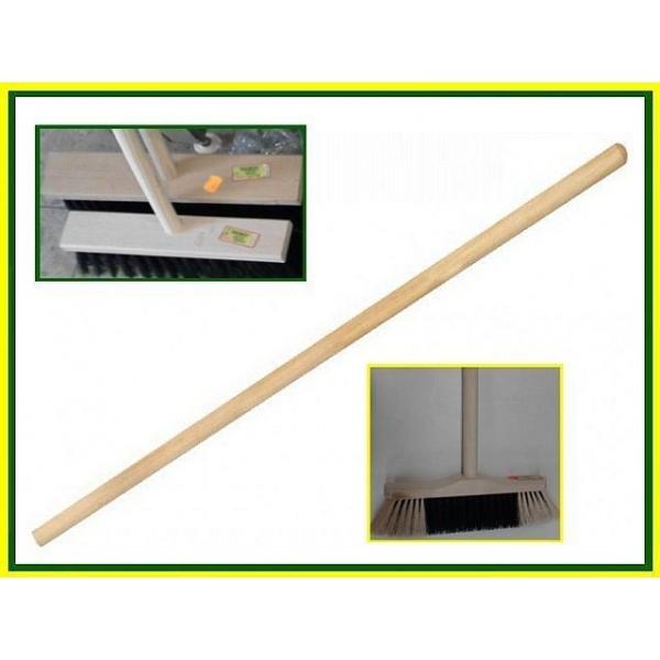 Násada Smeták 140cm Dřevěný